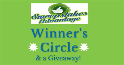 Sweepstakes Advantage Plus - winner s circle giveaway sweepstakes advantage