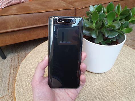 Samsung Galaxy A80 Australia by Prise En Du Samsung Galaxy A80 Un Flagship De Milieu De Gamme Frandroid