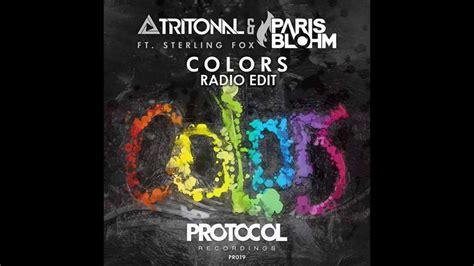 colors tritonal tritonal blohm ft sterling fox colors radio