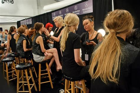 blondis hair salon makeover center in new york ny leading mercedes benz fashion week styling team shares how