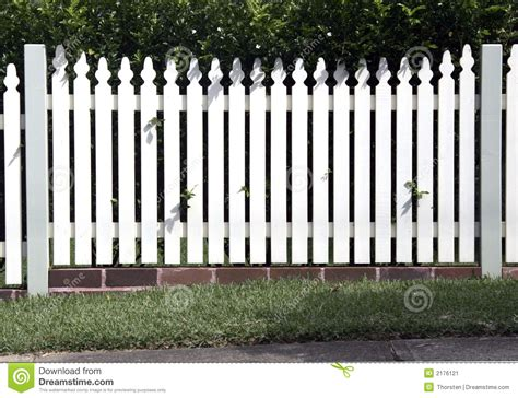 white backyard fence white garden fence stock image image of garden fence