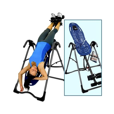 inversion table use how to use a teeter inversion table brokeasshome com