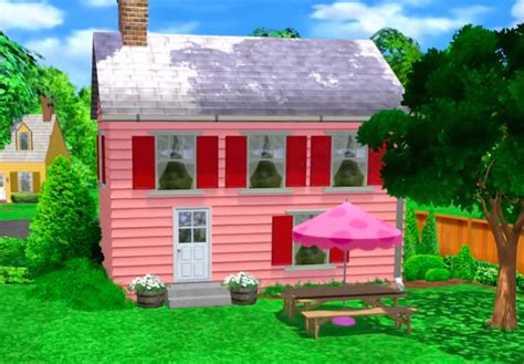 Backyardigans Houses Uniqua S House The Backyardigans Wiki Fandom Powered