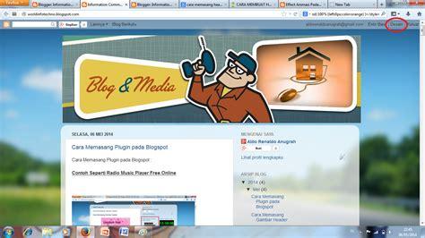 berbagi aneka info membuat link di gambar header blog information communication and technology