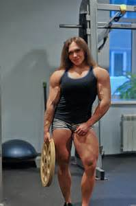 powerful female body builder natalia trukhina   nnuya