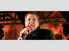 Meat Loaf admits 'Bat Out of Hell' is good for getting ... Meat Loaf