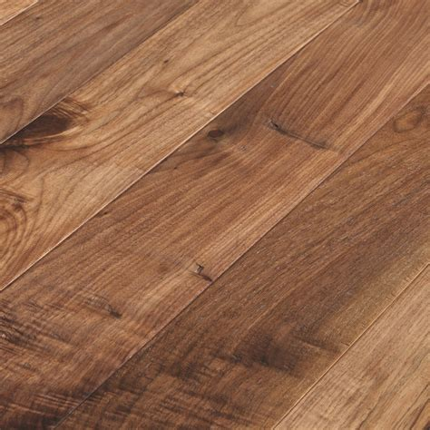 Prefinished Engineered Hardwood Flooring Millennium Walnut Scraped Flooring Scraped Wood Floors Prefinished