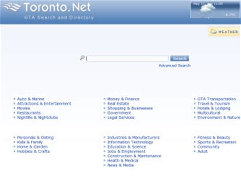 Canadian Search Engines Canadian Search Engines Trycanada