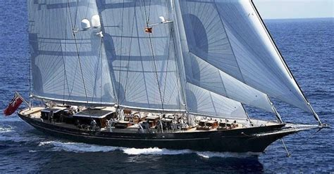 zeiljacht athos the 51 59m royal huisman sailing yacht meteor