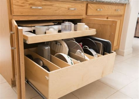 How To Put Drawers In A Cabinet by Kitchen Cabinet Pull Out Drawers Ideas Fres Hoom