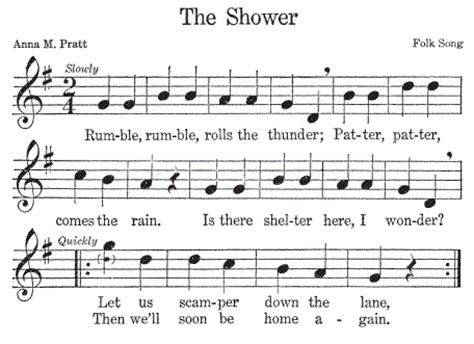 The Shower Song by Traditional Folk Songs American Canadian Scottish Songs The