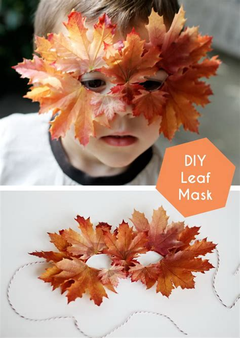 fall leaves crafts for diy crafts with fall leaves hative