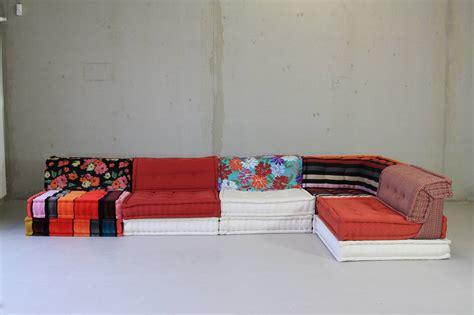 roche bobois mah jong sofa at 1stdibs