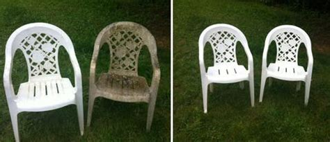 Cleaning Plastic Chairs Outside - tips on cleaning all of your outdoor furniture