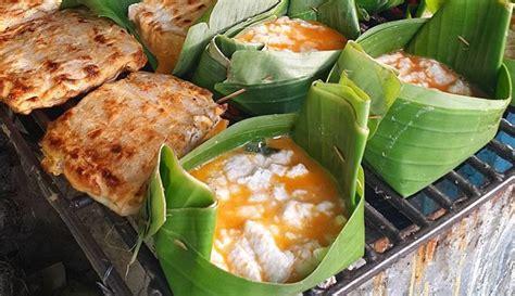 pempek tak  digoreng kuliner khas palembang