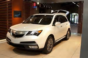 Cars Like Acura Mdx Car Sight 2011 Acura Mdx