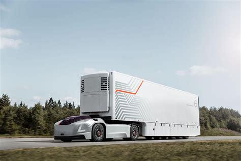 volvo trucks vera  electric autonomous    change trucking   big  roadshow