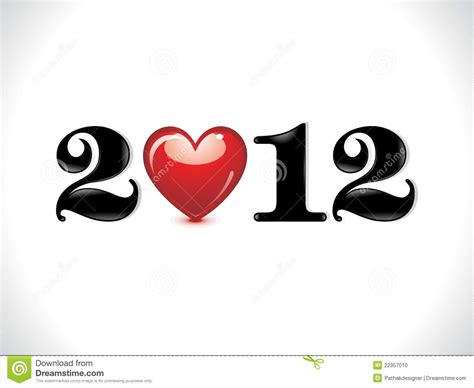 new year is based on abstact based new year text stock photo image