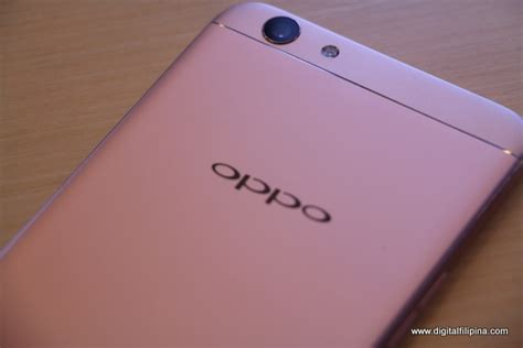 Brown Line Oppo F1s selfies just got better and better with oppo f1s digital