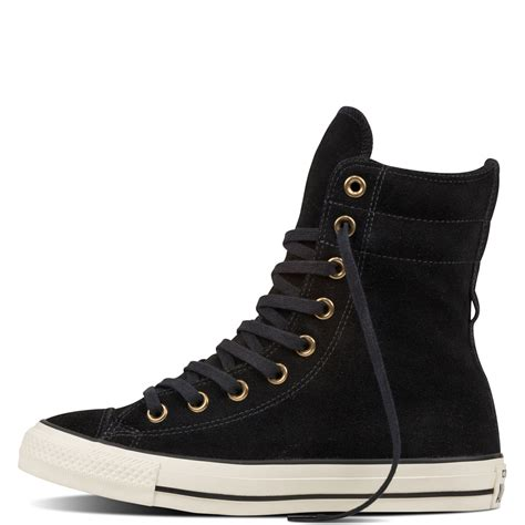 chuck all high rise suede boot converse gb