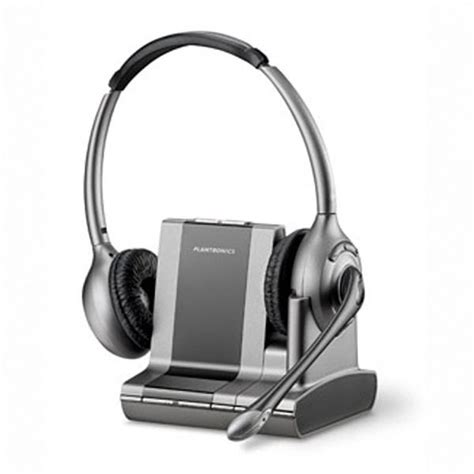 Office Headset by Plantronics Wo350 A Savi Office Wireless Headset Headsets