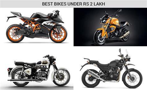best bikes in india best 7 bikes in india rs 2 lakh ndtv carandbike