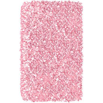 pink baby rugs shaggy raggy pink rug from posh tots for my future baby