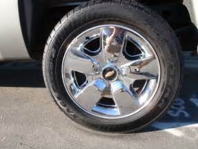 Stock Chevy Truck Wheels Stock 20 Quot Chevy Rims