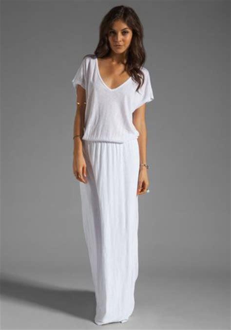 Ftnol White Lowback Dress All Size dress white dress maxi dress baggy dress modest dress
