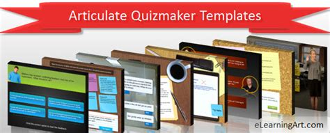 articulate templates articulate quizmaker templates elearningart