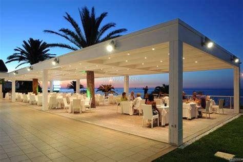 terrazza vista mare terrazza vista mare per il matrimonio sporting hotel