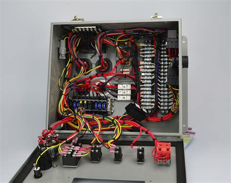 control box build cross technology