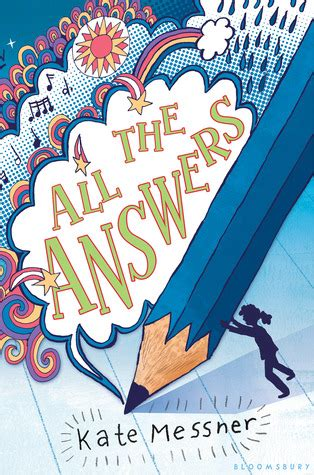 all the answers by kate messner reviews discussion bookclubs lists