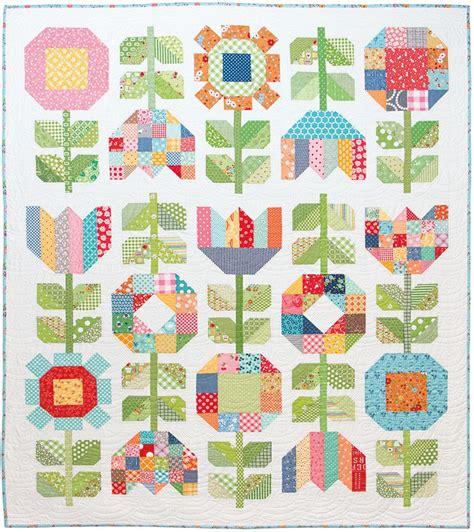 Farm Quilt Patterns by Bee In Bonnet Farm Friday Week 19 New Farm