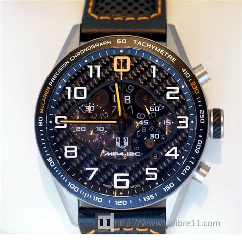 Tagheuer Mp4 by On Review Mclaren 12c The Home Of Tag
