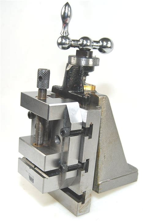 Small Milling Vice Suitable For Myford Type Milling Slide