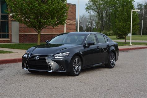 lexus is f sport 2017 black 2017 lexus gs 200t review gtspirit