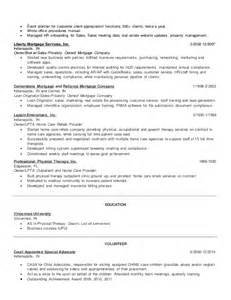 Operations Amp Project Manager Resume Wooldridge