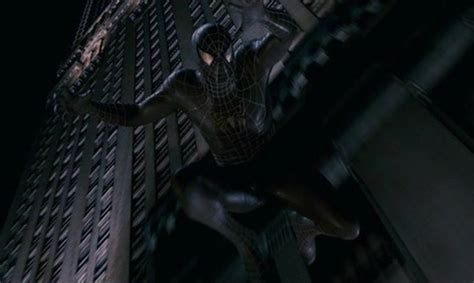 black suit spider 3 spider costumes a look at the suits the years