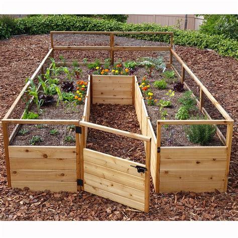 25 beautiful raised garden bed kits ideas on