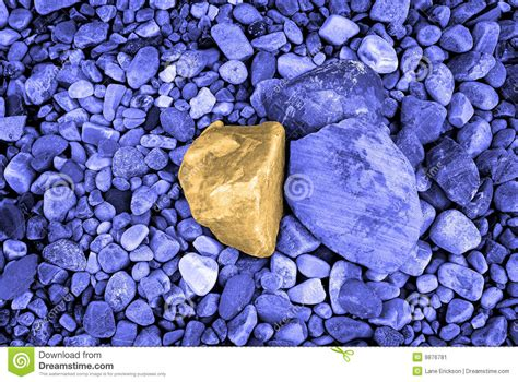 Decorated Rocks by Decorative Rocks Stock Image Image 9876781