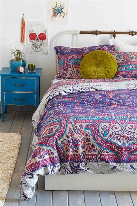 magical thinking bedding magical thinking medallion duvet cover urban outfitters