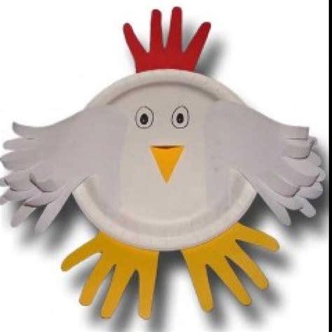 Paper Plate Chicken Craft - 35 curated chicken crafts ideas by mannyglover625 crafts