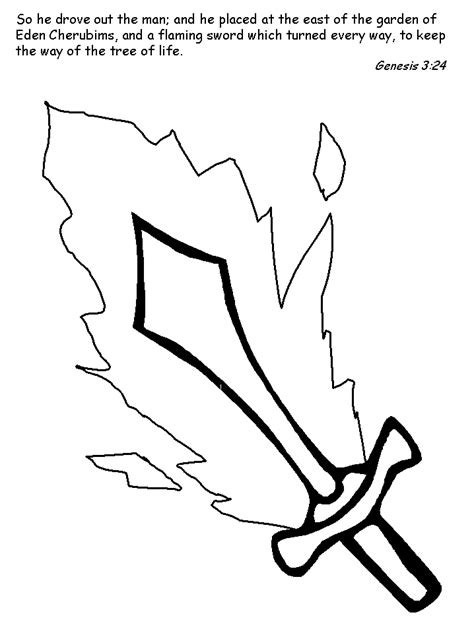 ninja sword coloring page eden7 bible coloring pages coloring book