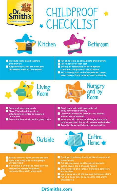 Make sure your house is baby ready with our childproof