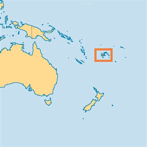 world map of fiji fiji operation world