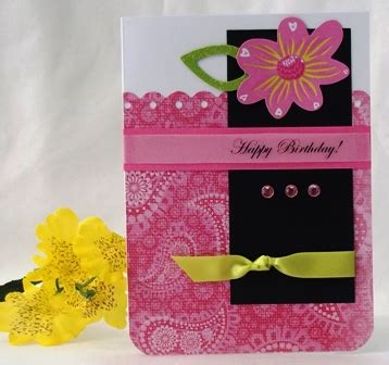 make handmade birthday card greeting card ideas on how to make lots of