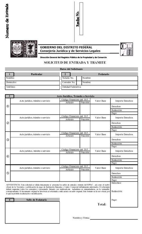 registro publico propiedad cd juarez vlex mxico aviso por el que se da a conocer el nuevo formato de