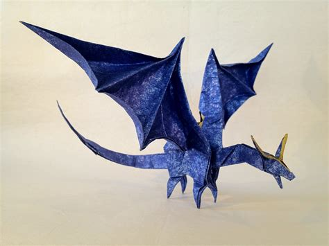 Origami Drache Anleitung by Simple Origami Easy Origami For