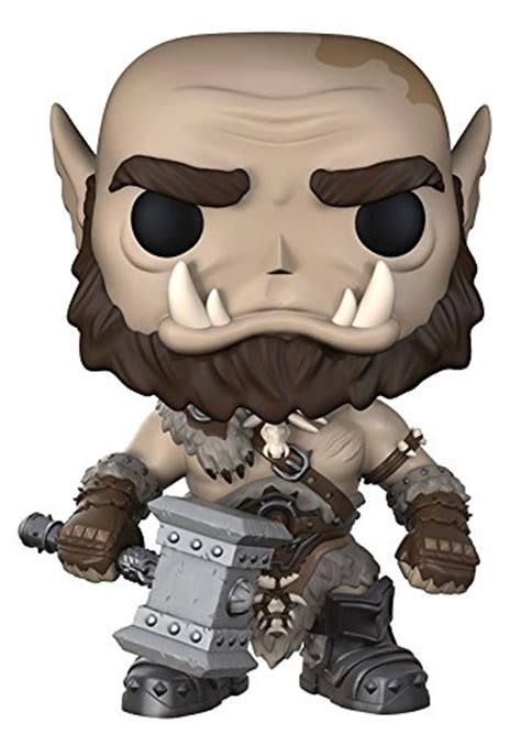 Funko Pop Warcraft Orgrim great gift ideas for world of warcraft fans